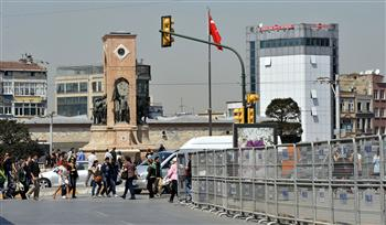 Security clampdown in Istanbul for May Day