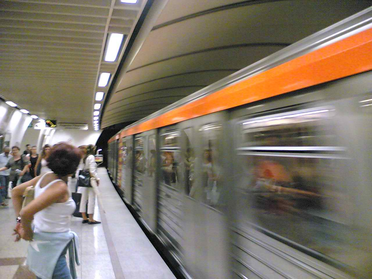 EIB gives green light for the Athens Metro Expansion