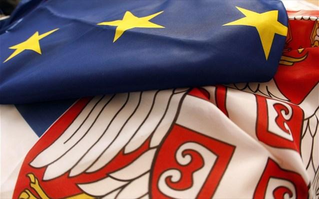 Serbia's European future on the table