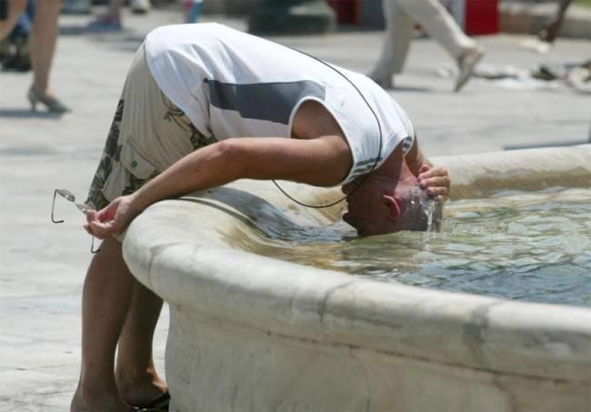 Heat wave hits Croatia