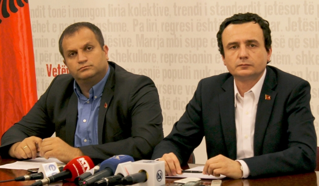 SD to protest on Thursday in front of Parliament to object to the ratification of the agreement