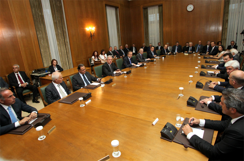 Greek cabinet reshuffled; Socialists handed key posts