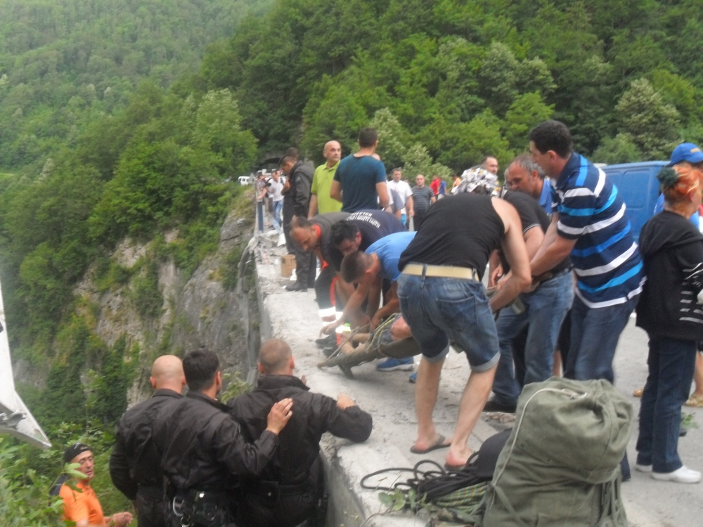 Tragic accident in Montenegro, many tourists from Romania find death