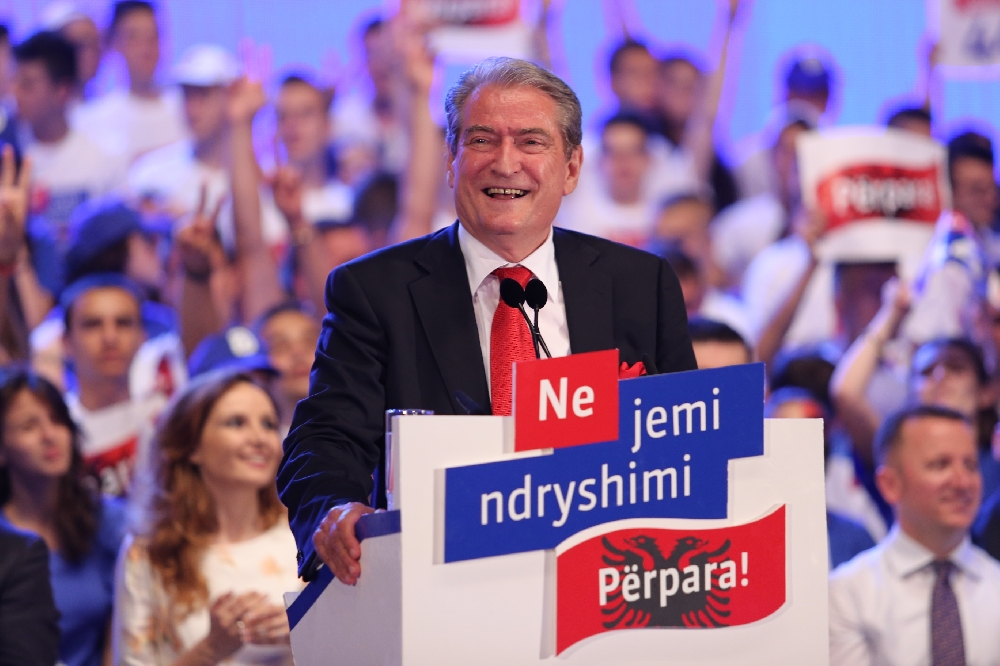 American exit poll hired by President Obama: Elections were won by Berisha