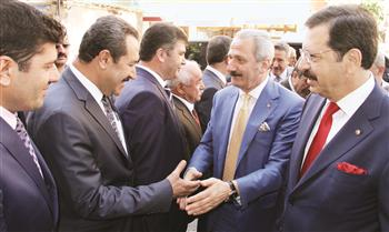 Turkey sees economic gains of peace process