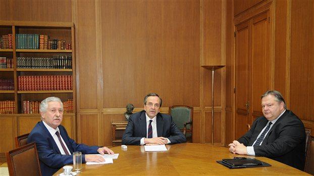 Greek coalition to settle ERT dispute through broader agreement