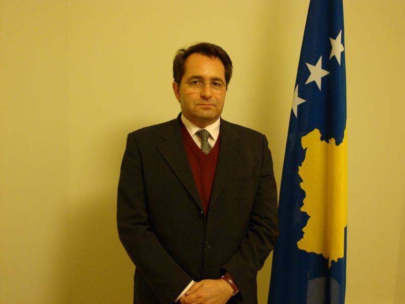 Ambassador resigns following criticism by Prime Minister Thaci