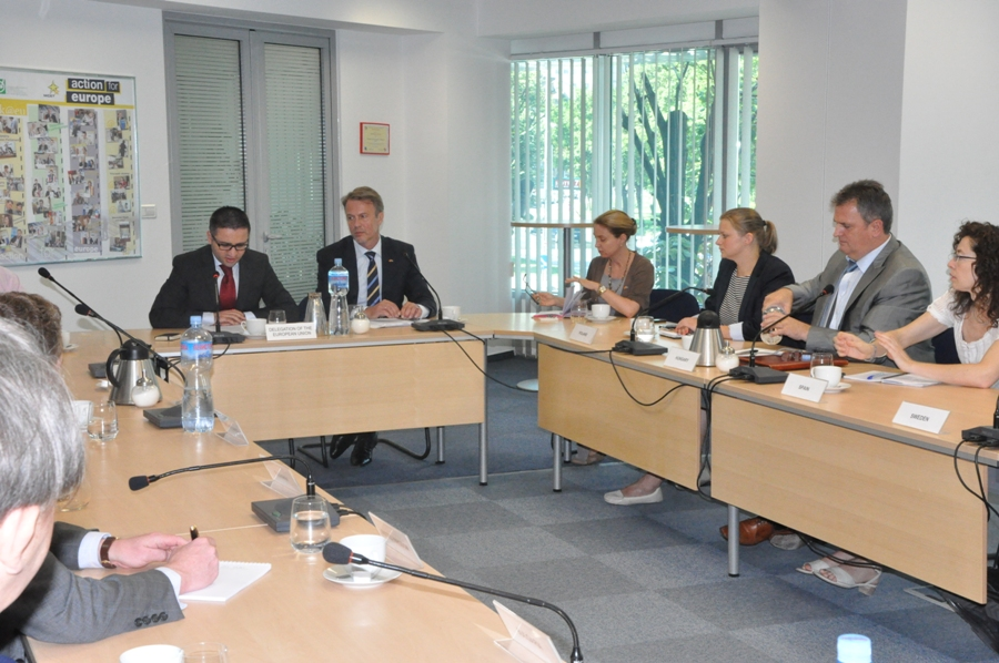 EU ambassadors issue recommendations for the government in Skopje