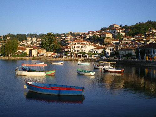 Struga and Ohrid, a destination for tourists from Albania