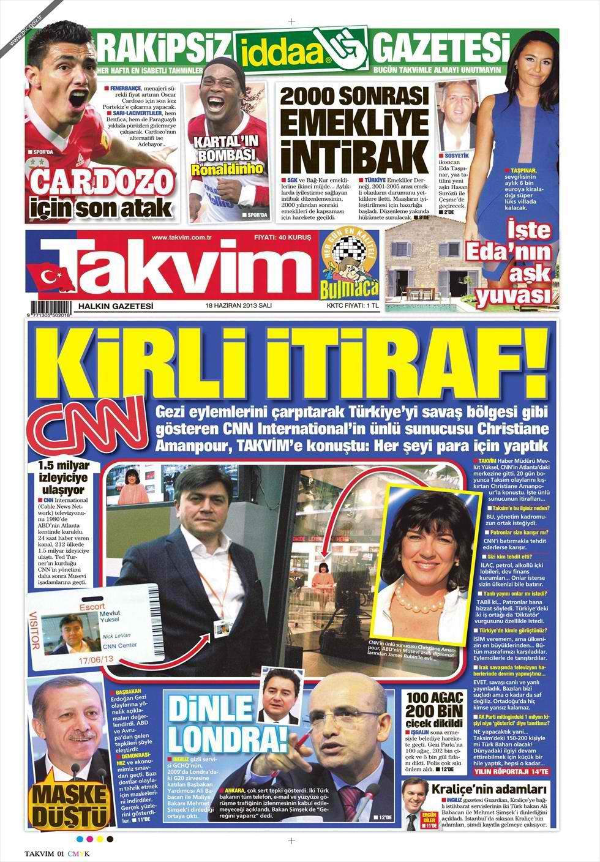 Erdogan slams CNN and BBC