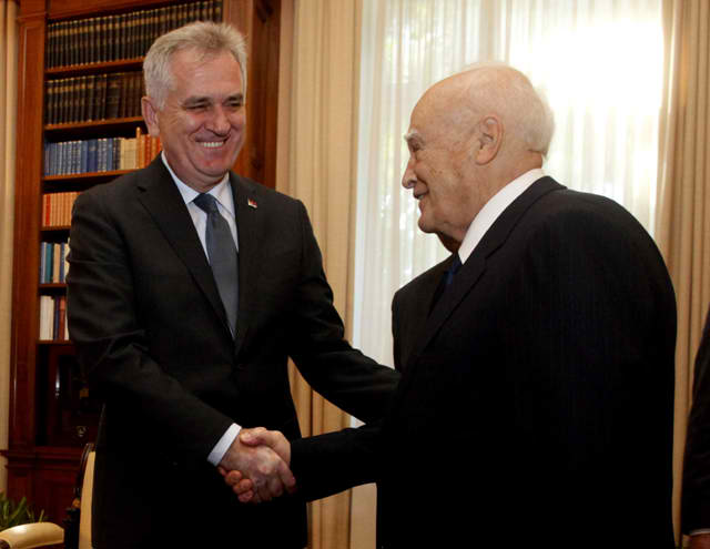 Cooperation between Greece and Serbia symbol of stability and welfare