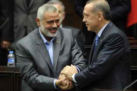 Erdogan to meet with Palestinian leaders