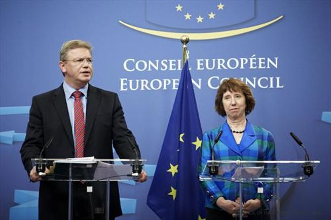 Ashton and Fule: Political parties must fill the vacancies of the CEC