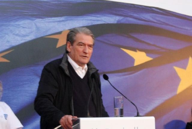 Premier Berisha promises future projects for the development of Tirana