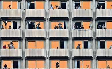 World media keeping their eye on Greece