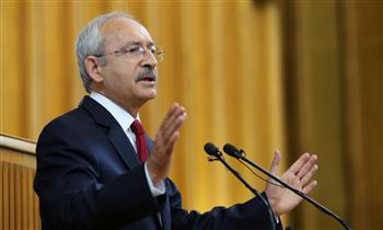 CHP leader: Operation to Gezi Park is a crime against humanity