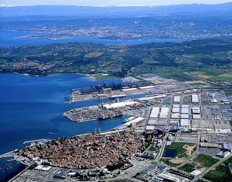 Koper Port to Expand Container Terminal