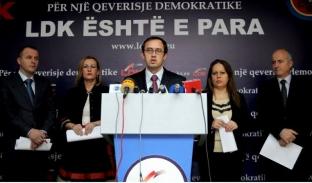 LDK: Foreign Ministry and Ministry of Integration are a bad example of abuses