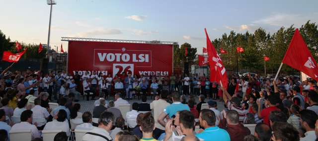 Leader of the SMI: The vote for the SMI will help the development of the country
