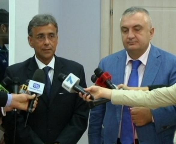 Ambassador Sequi meets the leader of the Socialist Movement for Integration