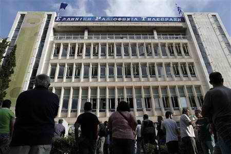 Slovenian Journalists Condemn ERT Closure