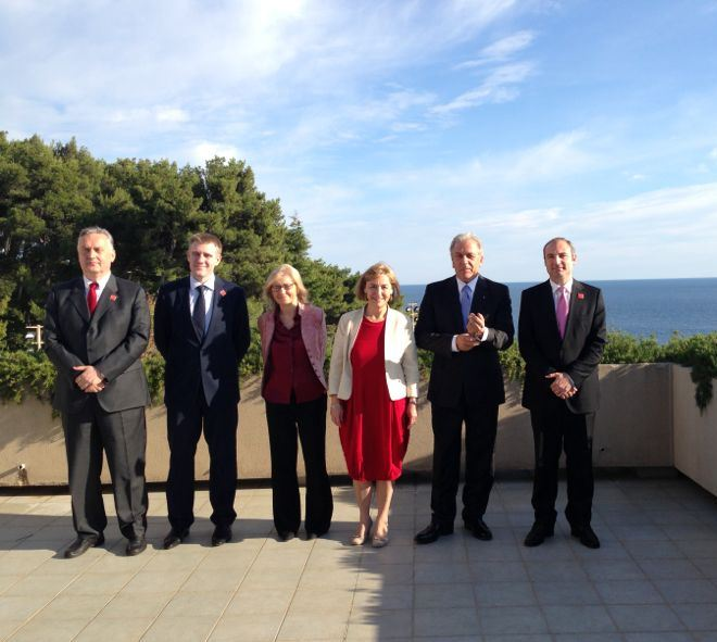 Six foreign ministers of the region confirm their support for TAP in Dubrovnik