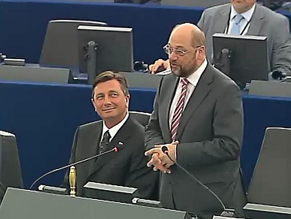 President Pahor in Bratislava for Central European Summit