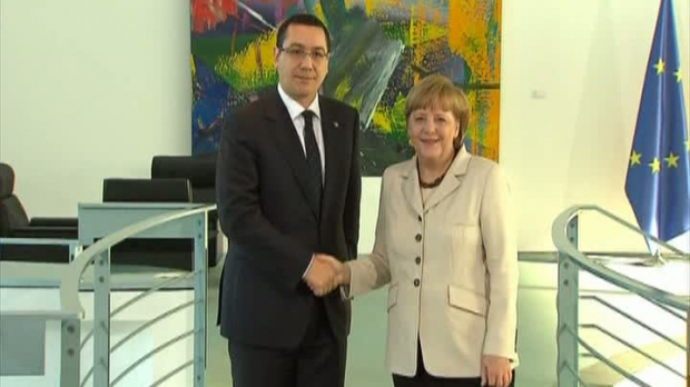 Angela Merkel: we want respect for rule of law and transparency in Romania