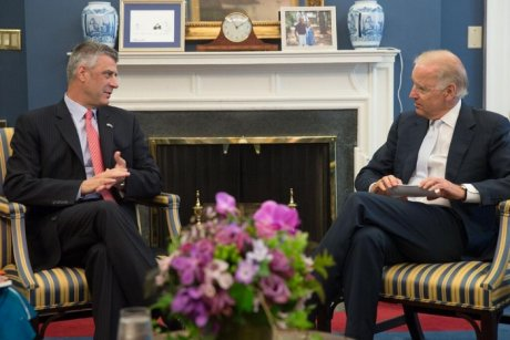 Prime Minister Thaci considers the meeting with Joe Biden as positive
