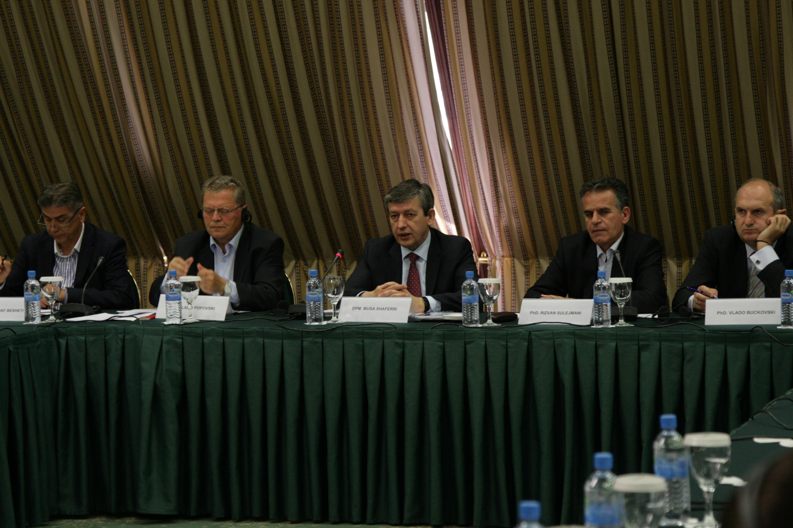 A more intensive use of the Albanian language is demanded as part of the challenges of the Ohrid Agreement