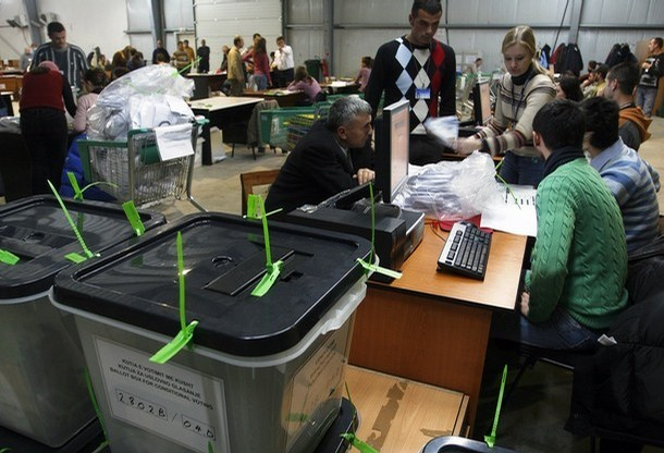 Five new political parties have registered at the CEC