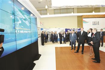 Azeri President Aliyev wants Socar to be Turkey's number 1