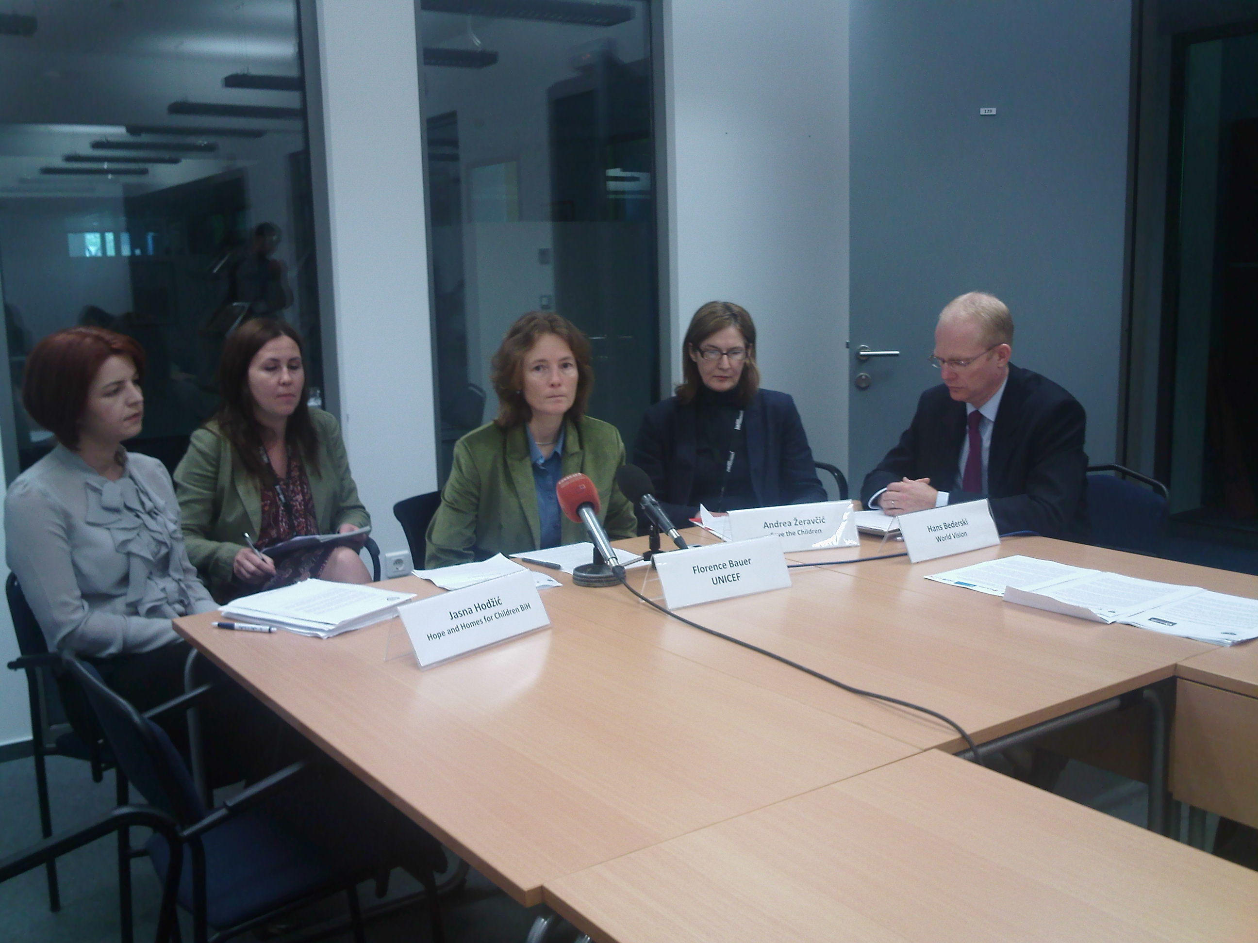Protection and Promotin of Children's Rights in BiH