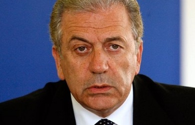 Forget the red tape, here's the red carpet says Avramopoulos