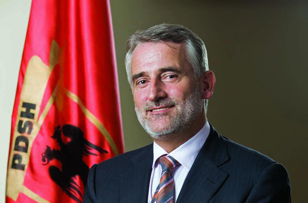 Leader of PDSH: Albanians must have their say in the budget of FYR Macedonia