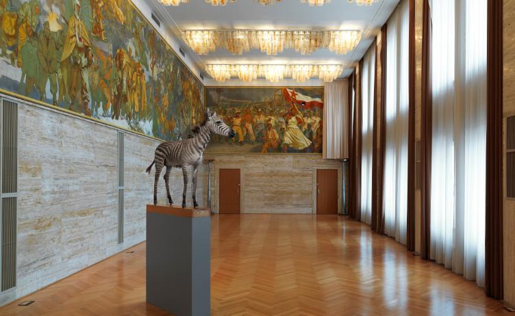 Slovenian Venice Biennale Exhibition Draws Int. Praise