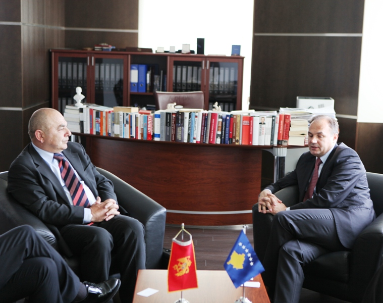 Montenegro decides to open a diplomatic center in Kosovo