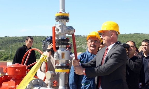Gas pipeline to give energy alternative for thr Croatian coast