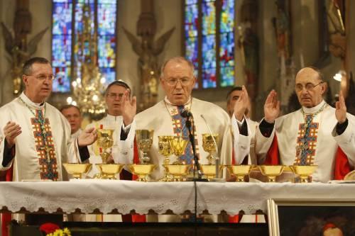 Slovenian archbishops under scrutiny for financial scandal