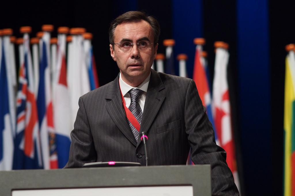 Gordan Markotic, the new Croatian ambassador in Belgrade