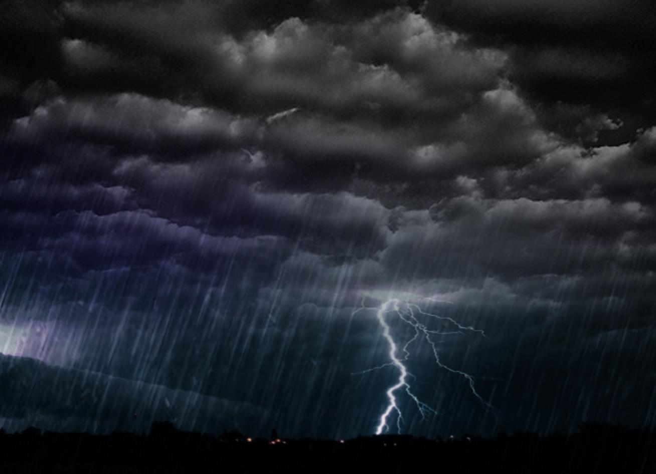 Fierce storm hits Slovenia