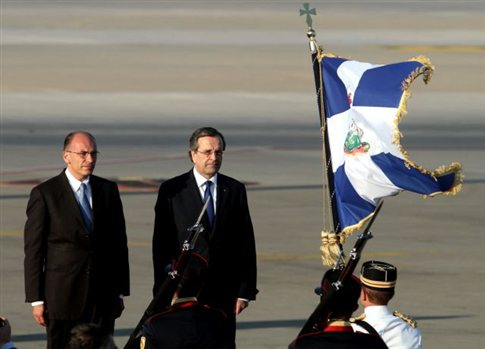 Letta slams EU handling of Greek crisis