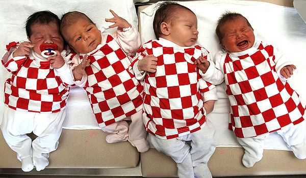 Ivan and Marija – most common Croatian names