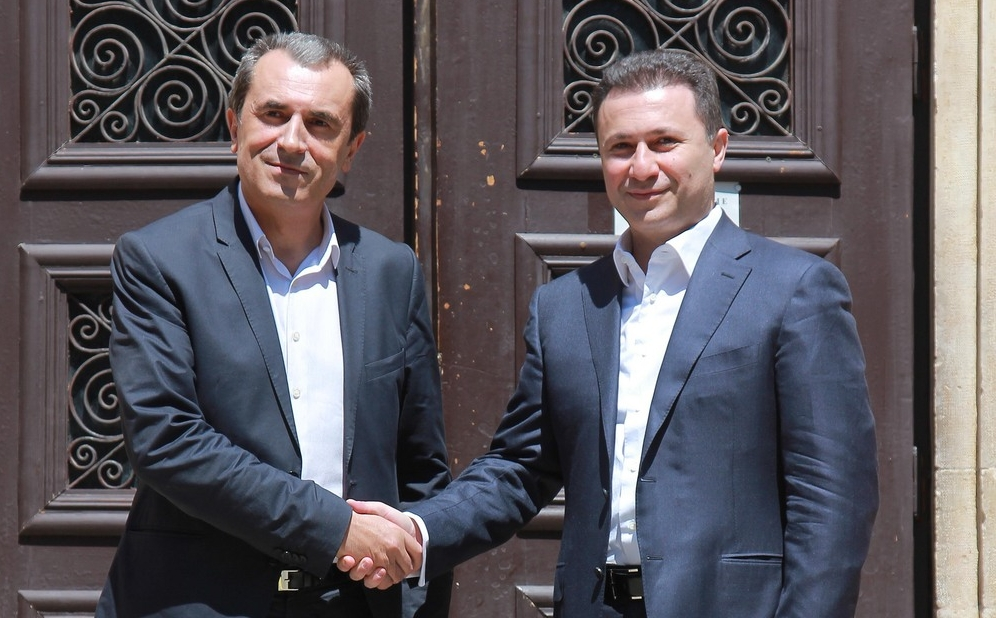 Sofia and Skopje – another meeting, more good intentions