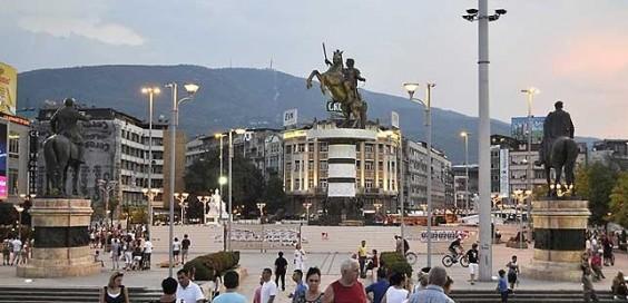 """Majority of population against """"Skopje 2014"""" project"""