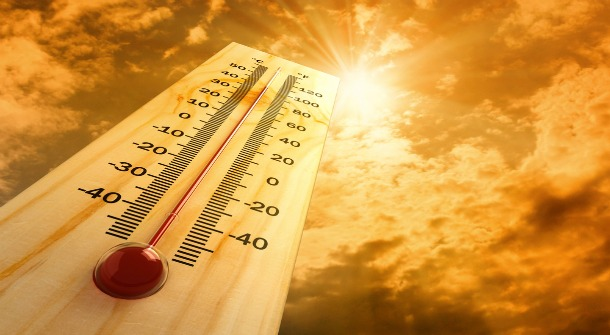 Romania affected by heatwave, temperature up to 40 degrees Celsius