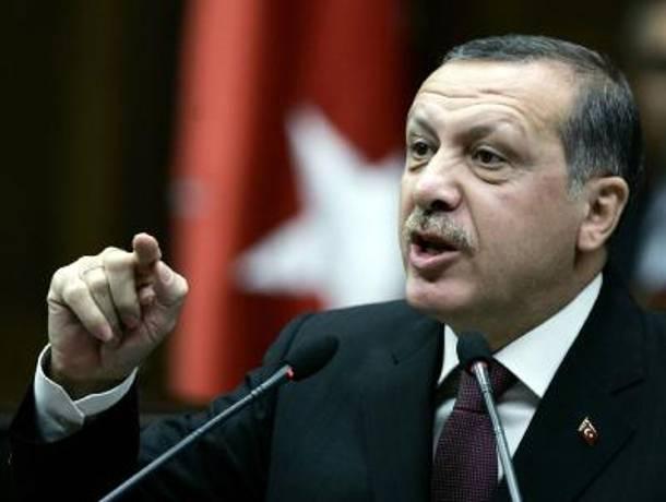 Erdogan furious with artists calling him a dictator