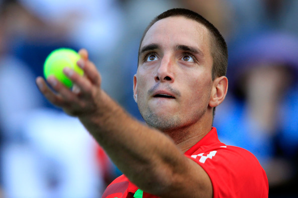 Serbian tennis player disqualified for doping