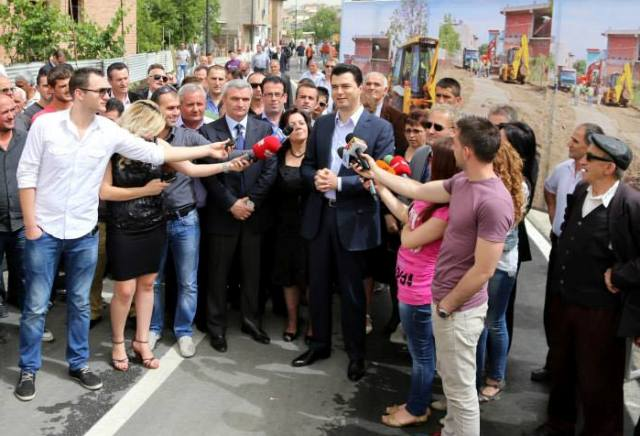 Leader of the DP, Basha: The voice of the citizens was heard