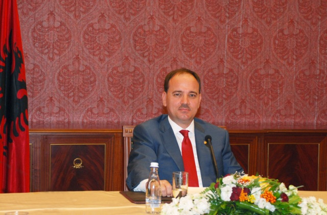 President Nishani confident that the country will be granted the status during the year